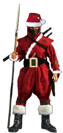 ninja-santa