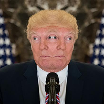 President Trump Speaks On Infrastructure Meeting Held At Trump Tower
